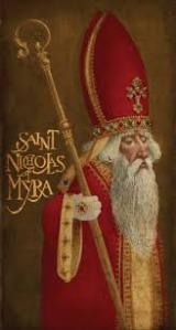 St Nicholas himself